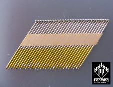 GAL Framing Nails 90mm Paslode Senco 34 degree Qty 3000 Rails Plinths