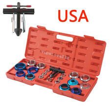Crank Seal Removal Set Camshaft Bearing Remover Installer Installation Kit USA