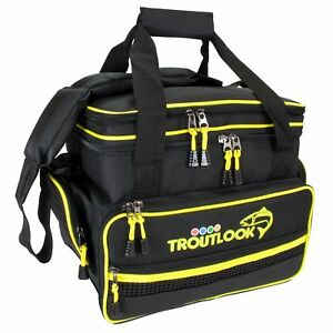 Troutlook Forellentasche für Troutbait Tremarella Zubehör Tasche Angeltasche