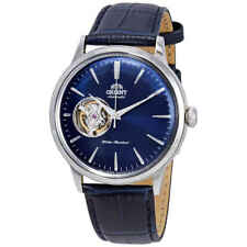 Orient Open Heart Automatic Blue Dial Men's Watch RA-AG0005L10B