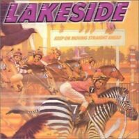 Lakeside - Keep on Moving Straight Ahead [New CD] Canada - Import