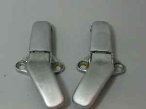 1981 Fiat 124 Spider Convertible - Convertible Top Clamps