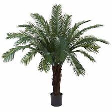 5' ARTIFICIAL INDOOR/OUTDOOR CYCAS PALM TREE PLANT - UV RESISTANT