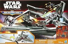 Star Wars Force Awakens Micro Machines Star Destroyer Playset NIB 2015 Hasbro