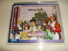 Sakura Wars Sticker Seal Collection Part 2
