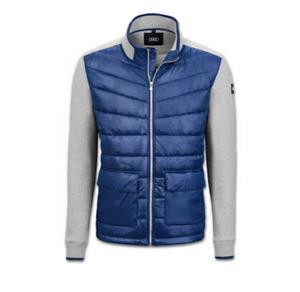 ORIGINAL Hybridjacke Herren Farbe grau blau Grösse M 3131802503