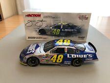 Jimmie Johnson #48 Lowe's/Las Vegas Raced Win Version 2005 Monte Carlo