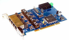 Junghanns quadBRI 2.0 PCI ISDN BRI Interface Card - Quad Port