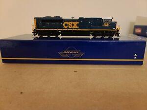 Athearn HO Scale Genesis CSX SD70ACe #4837 DCC w/Sound