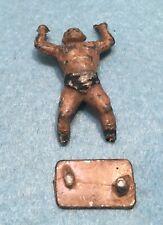 Charbens Circus Vintage Lead Strongman. Broken. Spares Or Repair.