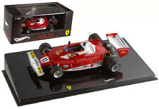 Mattel Elite V8380 Ferrari 312 T2 6 Wheels Test 1977 - Niki Lauda 1/43 Scale