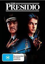 THE PRESIDIO - BRAND NEW & SEALED R4 DVD (SEAN CONNERY, MARK HARMON, MEG RYAN)