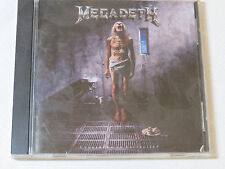 Megadeth Countdown to Extinction CD 1992 Capitol Records Skin O My Teeth Psychot