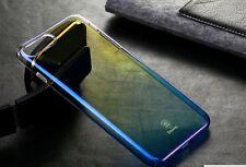Funda BASEUS Alta calidad color AZUL DEGRADADO para iPhone 7