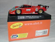 1/32 Slot It SICA21c Scalextric - Lancia LC2 WSC Nurburgring 1989 - NIB