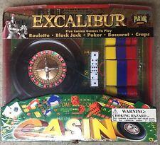 CASINO Parlor GAMEs, Poker, Craps, Black Jack, Roulette, Baccarat SHIPS FREE