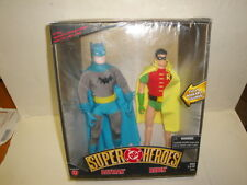 batman e robin super heroes   new with box rare