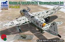 Bronco Models 1/72 Blohm & Voss BV P178 Reconnaissance Jet