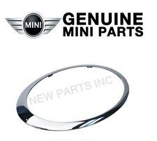 Genuine Passenger Right Headlight Trim Ring - Chrome For Mini R55 R59 Cooper