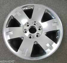 "20"" NEW GMC YUKON SIERRA FACTORY SPEC POLISHED WHEEL RIM 5307"