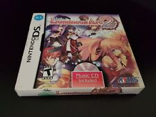Luminous Arc 2 [Music CD Included!] [DS] [2DS] [Nintendo DS] [2008] [Complete!]