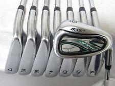 Used RH Mizuno JPX 800 Iron Set 4-P,G Regular Flex Steel Shafts