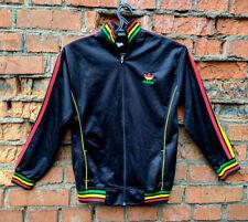 Rare Adidas Jacket Vintage Jamaica Rasta Reggae Size M