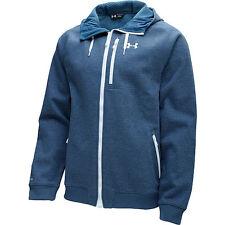under armour mens coldgear storm infrared dobson jacket softshell blue hood smal