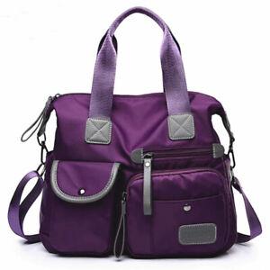 New Arrival Nylon Women Messenger Bags Casual Large Capacity Waterproof Bags