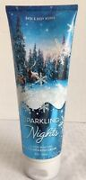 Bath & Body Works Sparkling Nights Ultra Shea Body Cream  8 Fl Oz