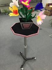 Vanishing Bouquet and Vase - Stage Magic,Magic Trick,Gimmick,Props,Flower Magic