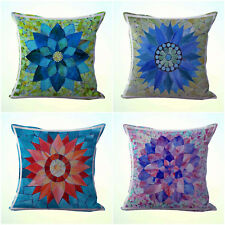 US Seller- 4pcs cushion covers discount pillows for couch