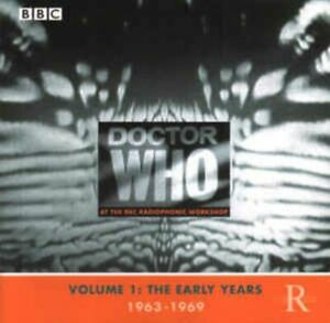 BBC RADIOPHONIC WORKSHOP doctor who at the bbc radiophonic workshop 1 (CD album)