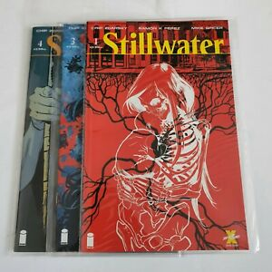 Stillwater #1 3 4 Zdarsky (Image Comics ) Sold out series! New