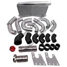 CX Twin Turbo Intercooler Kit For G-Body LS1 LS Motor Cutlass Monte Carlo Malibu