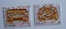 SERBIA 2009  Easter  MNH Set Unused stamps