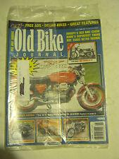 June 1998 #97 Old Bike Journal Magazine - Moto Guzzi  (BD-38)