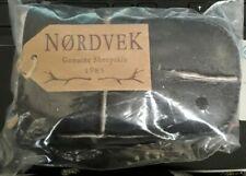 NWT Childrens One Size Nordvek chocolate brown sheepskin mittens