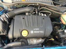 VAUXHALL TIGRA 2006 1.8 PETROL ECOTEC BARE ENGINE engine code Z18XE
