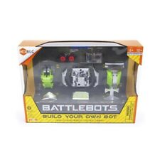 NEW Hexbug Battlebots Build Your Own Green from Mr Toys