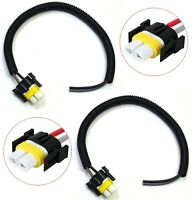 Extension Wire Pigtail Female Ceramic S H16 Two Harness Fog Light Ceramic Socket