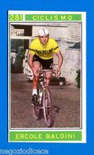 Figurina/Sticker CAMPIONI DELLO SPORT 1967/68-n. 281 - BALDINI -CICLISMO-Rec