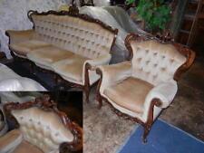 Antique Victorian 3Pc. Living Room set