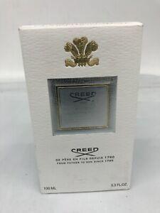 CREED SILVER MOUNTAIN WATER 3.3oz /100 ml Eau De Parfum N OPEN BOX