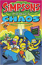 Simpsons Comics Chaos, Groening, Matt, Excellent Book