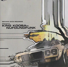 KING KOOBA = nufoundfunk = ELECTRO SOUL FUNK NUJAZZ D&B DOWNTEMPO GROOVES