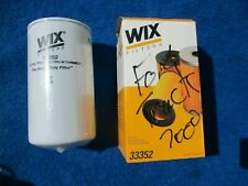 WIX 33352 OIL FILTER Sealed NEW