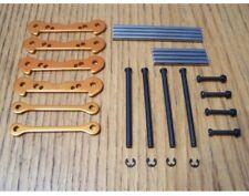 HPI Savage XL Flux Front Rear Suspension A-Arm Pin Set Step Screw 4.6 5.9 Octane