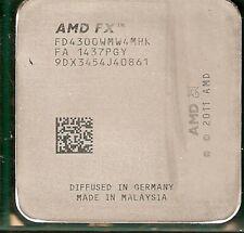Las Mejores Ofertas En Mas De 3 5 Ghz Procesadores Ordenador Cpu Modelo De Procesador Amd Fx 4300 Ebay