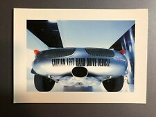 1960 Porsche Typ 718 RS 60 Spyder Factory Issued Collector Card, Postcard RARE!!